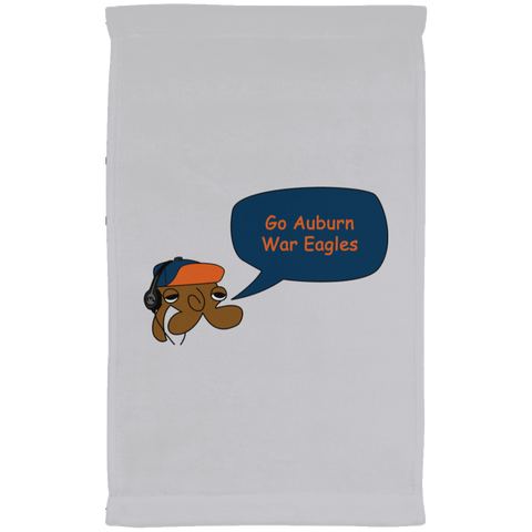 JimmyRay Auburn War Eagles Towel