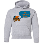 Jimmyraynemkids New York Knicks Youth Pullover Hoodie