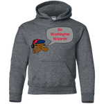 Jimmyraynemkids Washington Wizards Youth Pullover Hoodie