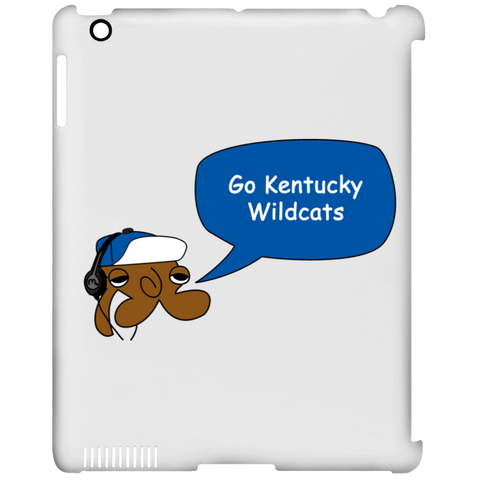 JimmyRay Kentucky Wildcats iPad Clip Case