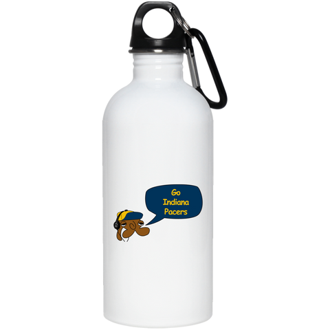 JimmyRay Indiana Pacers 20 oz. Stainless Steel Water Bottle
