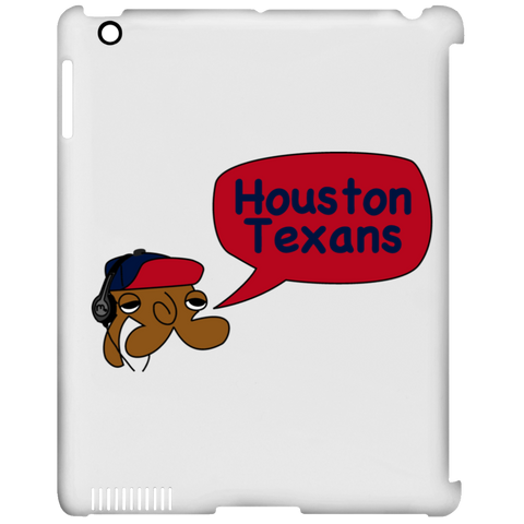 JimmyRay Houston Texans iPad Clip Case