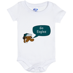 Jimmyraynemkids Philadelphia Eagles Baby Onesie 6 Month