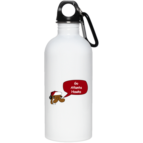 JimmyRay Atlanta Hawks 20 oz. Stainless Steel Water Bottle