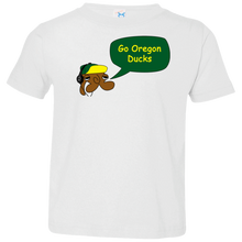 JimmyRay Oregon Ducks Baby Tee