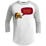 JimmyRay Arizona Sun Devils Baseball Tee