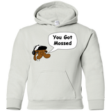 Jimmyraynemkids You Got Mossed Youth Pullover Hoodie