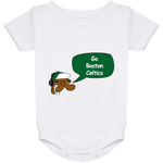 Jimmyraynemkids Boston Celtics Baby Onesie 24 Month