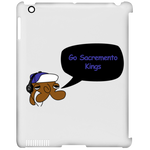 JimmyRay Sacramento Kings iPad Clip Case