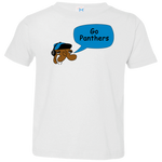 Jimmyraynemkids Carolina Panthers Baby Tee