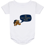 Jimmyraynemkids Angeles Rams Baby Onesie 24 Month