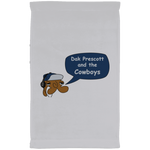 JimmyRay Dak Prescott and the Cowboys Towel