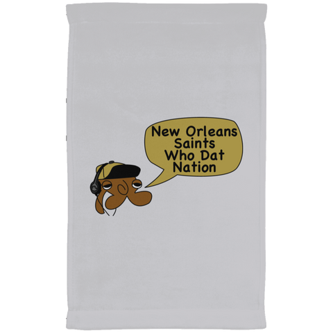 JimmyRay New Orleans Saints Towel