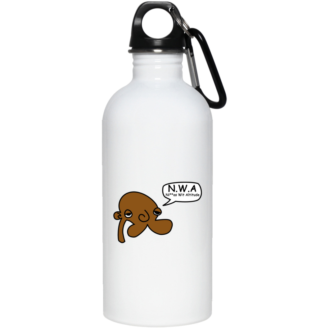 JimmyRay N.W.A 20 oz. Stainless Steel Water Bottle