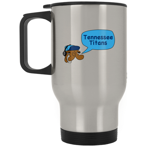 JimmyRay Tennessee Titans Travel Mug