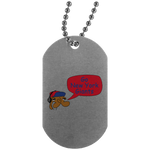 JimmyRay New York Giants Dog Tag
