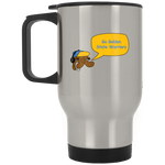 JimmyRay Golden State Warriors Travel Mug