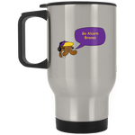 JimmyRay Alcorn Braves Travel Mug