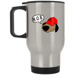 JimmyRay M.O.B Red Travel Mug