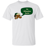 JimmyRay Milwaukee Bucks Tee