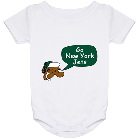 Jimmyraynemkids New York Jets Baby Onesie 24 Month