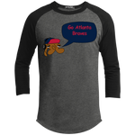 JimmyRay Atlanta Braves Baseball Tee