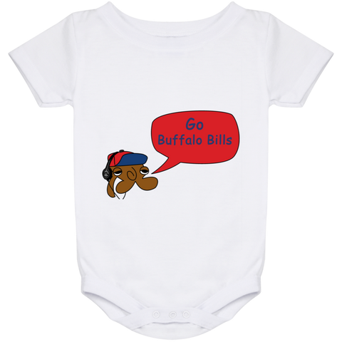 Jimmyraynemkids Buffalo Bills Baby Onesie 24 Month