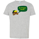 Jimmyraynemkids Oregon Ducks Toddler Jersey T-Shirt