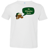 Jimmyraynemkids Milwaukee Bucks Toddler Jersey T-Shirt
