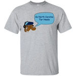 JimmyRay North Carolina Tar Heels Tee