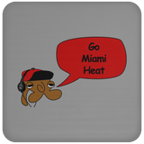 JimmyRay Miami Heat Coaster