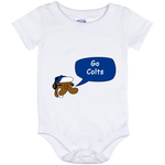 Jimmyraynemkids Indianapolis Colts Baby Onesie 12 Month