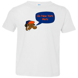 Jimmyraynemkids New York Mets Toddler Jersey T-Shirt