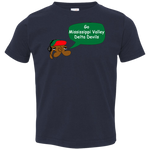 Jimmyraynemkids Mississippi Valley Toddler Jersey T-Shirt