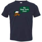 Jimmyraynemkids New York Jets Toddler Jersey T-Shirt