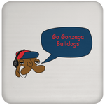 JimmyRay Gonzaga Bulldogs Coaster