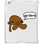 JimmyRay Up Dere iPad Clip Case