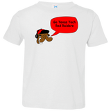 Jimmyraynemkids Texas Tech Red Raiders Baby Tee