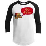 JimmyRay San Francisco 49ers Baseball Tee