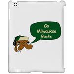 JimmyRay Milwaukee Bucks iPad Clip Case