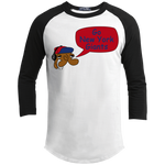 Jimmyraynemkids New York Giants Baseball Tee