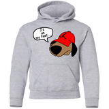 Jimmyraynemkids J'z On My Feet Youth Pullover Hoodie