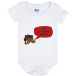 Jimmyraynemkids L.A. Clippers Baby Onesie 6 Month