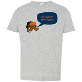 Jimmyraynemkids Auburn War Eagles Baby Tee