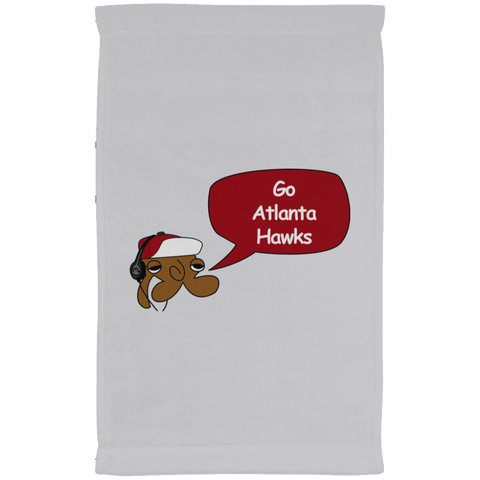 JimmyRay Atlanta Hawks Towel