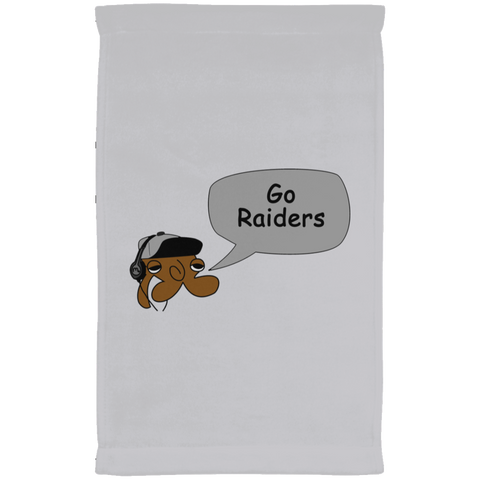 JimmyRay Oakland Raiders Towel