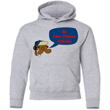 Jimmyraynemkids New Orleans Pelicans Youth Pullover Hoodie