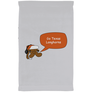 JimmyRay Texas Longhorns Towel