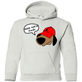 JimmyRay Mane Eye'm Frezh Youth Pullover Hoodie