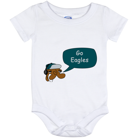 Jimmyraynemkids Philadelphia Eagles Baby Onesie 12 Month